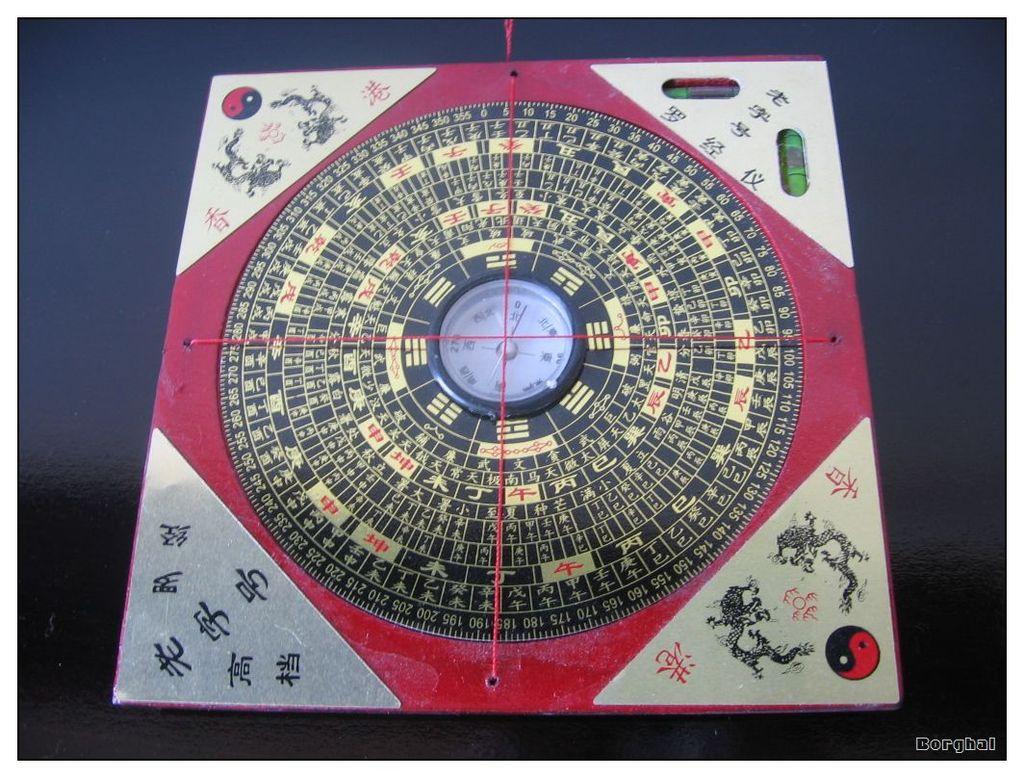Feng Shui Bagua Chart